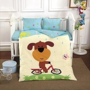 Комплект постельного белья Do and Co Doggy (10041)