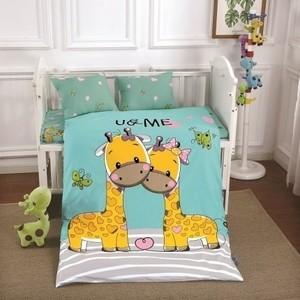 Комплект постельного белья Do and Co Guraffe (10042)