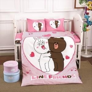 Комплект постельного белья Do and Co Love (10035)