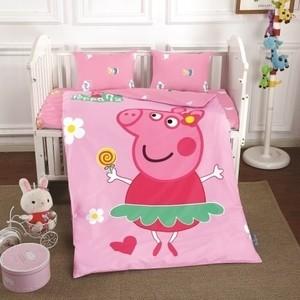 Комплект постельного белья Do and Co Pink (10036)