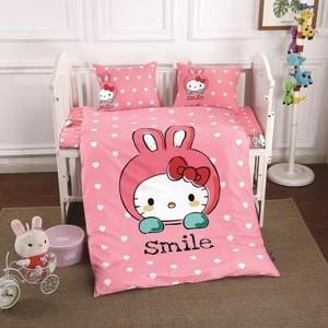 Комплект постельного белья Do and Co Smile (10037)
