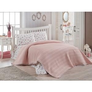 цена на Комплект постельного белья Do and Co Petek (10160 персиковый)