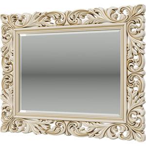 Зеркало Мэри ЗК-04 слоновая кость