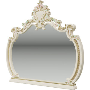 Зеркало Мэри Шейх СШ-06 слоновая кость