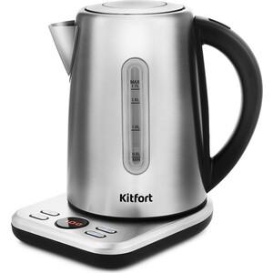 Чайник электрический KITFORT КТ-661 электрический стерилизатор kitfort кт 2303