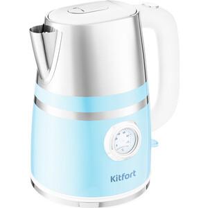 Чайник электрический KITFORT KT-670-4 чайник электрический kitfort kt 670 4 голубой