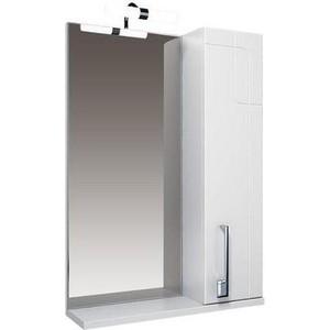 Зеркало-шкаф Triton Диана 55 белый R (Н0000099345)
