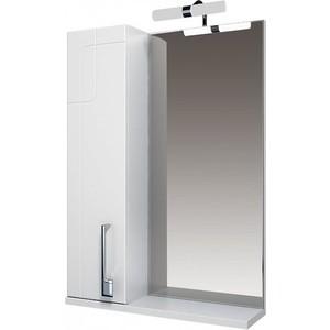 Зеркало-шкаф Triton Диана 60 белый L (Н0000099347)