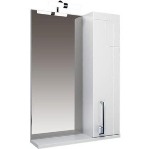 Зеркало-шкаф Triton Диана 65 белый R (Н0000099350) цена в Москве и Питере