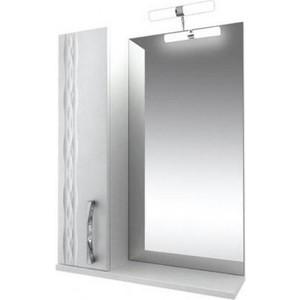 Зеркало-шкаф Triton Кристи 60 белый L (Н0000099467)