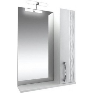 Зеркало-шкаф Triton Кристи 60 белый R (Н0000099468)