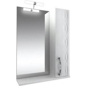 Зеркало-шкаф Triton Кристи 65 белый R (Н0000099472)