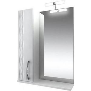 Зеркало-шкаф Triton Кристи 80 белый L (Щ0000000824) цены