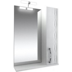 Зеркало-шкаф Triton Кристи 80 белый R (Щ0000000825)