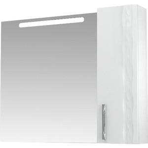 Зеркало-шкаф Triton Кристи 100 белый R (Щ0000006625)