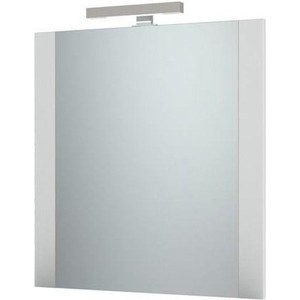Зеркало Triton Ника 60 белый (Н0000010344)