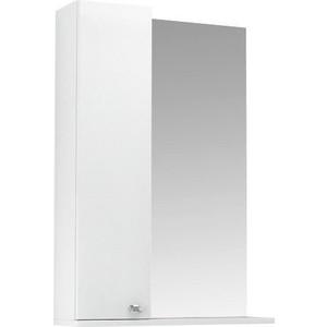 цена Зеркало-шкаф Triton Локо 60 белый L (Щ0000010375) онлайн в 2017 году