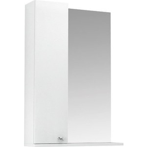 Зеркало-шкаф Triton Локо 60 белый L (Щ0000010375)