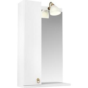 Зеркало-шкаф Triton Реймс 55 белый L (Щ0000012168) jiesenlang белый l