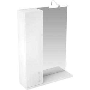Зеркало-шкаф Triton Джуно 80 белый L (Щ0000010740)