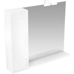 Зеркало-шкаф Triton Джуно 100 белый L (Щ0000010742)
