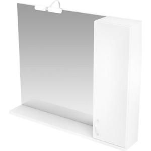 Зеркало-шкаф Triton Джуно 100 белый R (Щ0000010744)