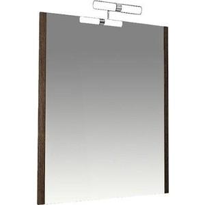 Зеркало Triton Эко Wood 50 дуб темный (Н0000020157) цена в Москве и Питере