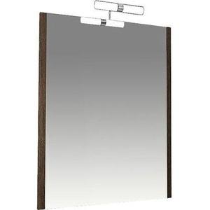 Зеркало Triton Эко Wood 55 дуб темный (Н0000020158) цена в Москве и Питере