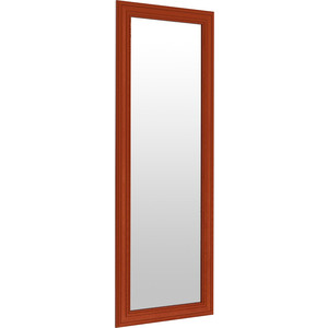 Зеркало подвесное в раме МДФ Мебельный двор С-МД-П1(П5) яблоня (к вешалке П-1)