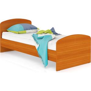 Кровать Мебельный двор С-МД-крепыш вишня