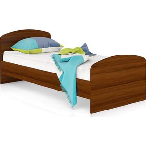 Кровать Мебельный двор С-МД-крепыш орех