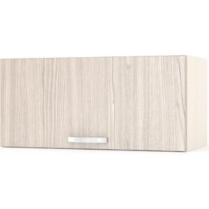 Шкаф над вытяжкой Мебельный двор Мери ШВв600 дуб/ясень шимо светлый