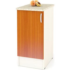Стол Мебельный двор Мери ШН400 дуб/вишня
