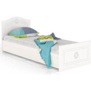 Кровать Мебельный двор Онега белая КР-800БЯ белый