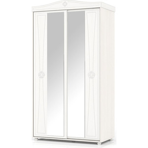 Шкаф-купе Мебельный двор Онега белая ШК-К белый