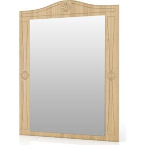 Зеркало навесное Мебельный двор Онега лён ЗН-1
