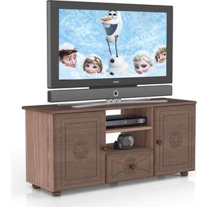 Тумба ТВ Мебельный двор Онега мокко ТВ-10 мокко/ясень шимо темный стоимость