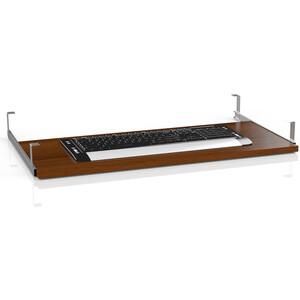 Панель под клавиатуру выкатная Мебельный двор С-МД-4-01 орех