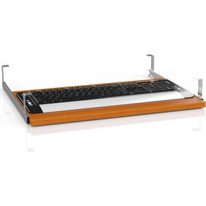 Панель под клавиатуру выкатная Мебельный двор С-МД-4-03 вишня