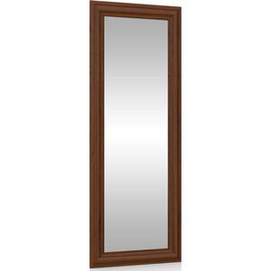 Зеркало в раме Мебельный двор П5 (С-МД-П1) орех зеркало подвесное в раме мдф мебельный двор с мд п1 п5 дуб к вешалке п 1