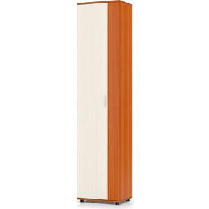 Шкаф бельевой Мебельный двор П5 вишня/дуб