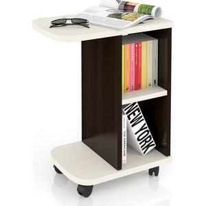 Стол журнальный Мебельный двор С-МД-СЖ-3 венге/дуб стол журнальный сокол сж 2 венге дуб сонома