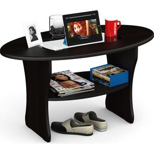 Стол журнальный Мебельный двор С-МД-СЖ-9 венге стол фламинго 9 венге