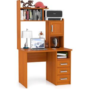 Стол компьютерный Мебельный двор С-МД-СК8 вишня