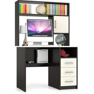 Стол компьютерный Мебельный двор С-МД-СК9 дуб/венге