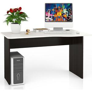 Стол письменный Мебельный двор С-МД-1-04 венге/дуб фото