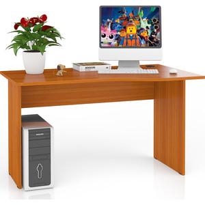 Стол письменный Мебельный двор С-МД-1-04 вишня
