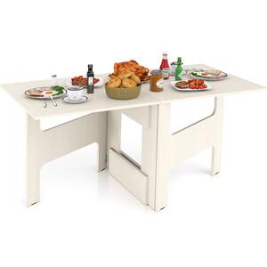 Стол-книжка обеденный Мебельный двор МД-СО-02 дуб цена