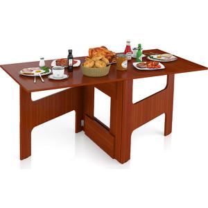 Стол-книжка обеденный Мебельный двор МД-СО-02 яблоня