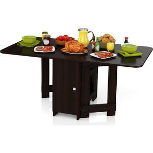 Стол-книжка обеденный Мебельный двор МД-СО-03 венге